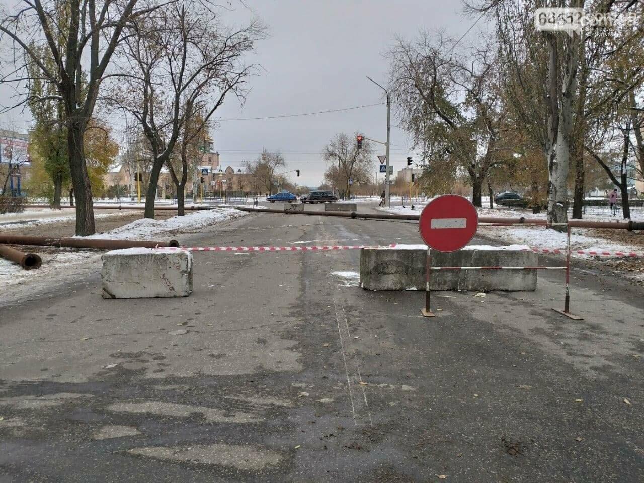 Произошёл прорыв коллектора в Северодонецке, фото-4