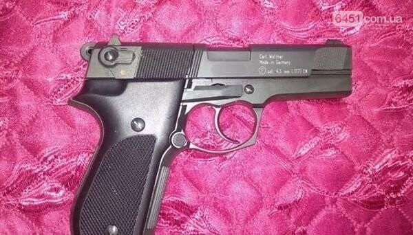 "Пистолет калибра 4,5 мм ""Walter"""