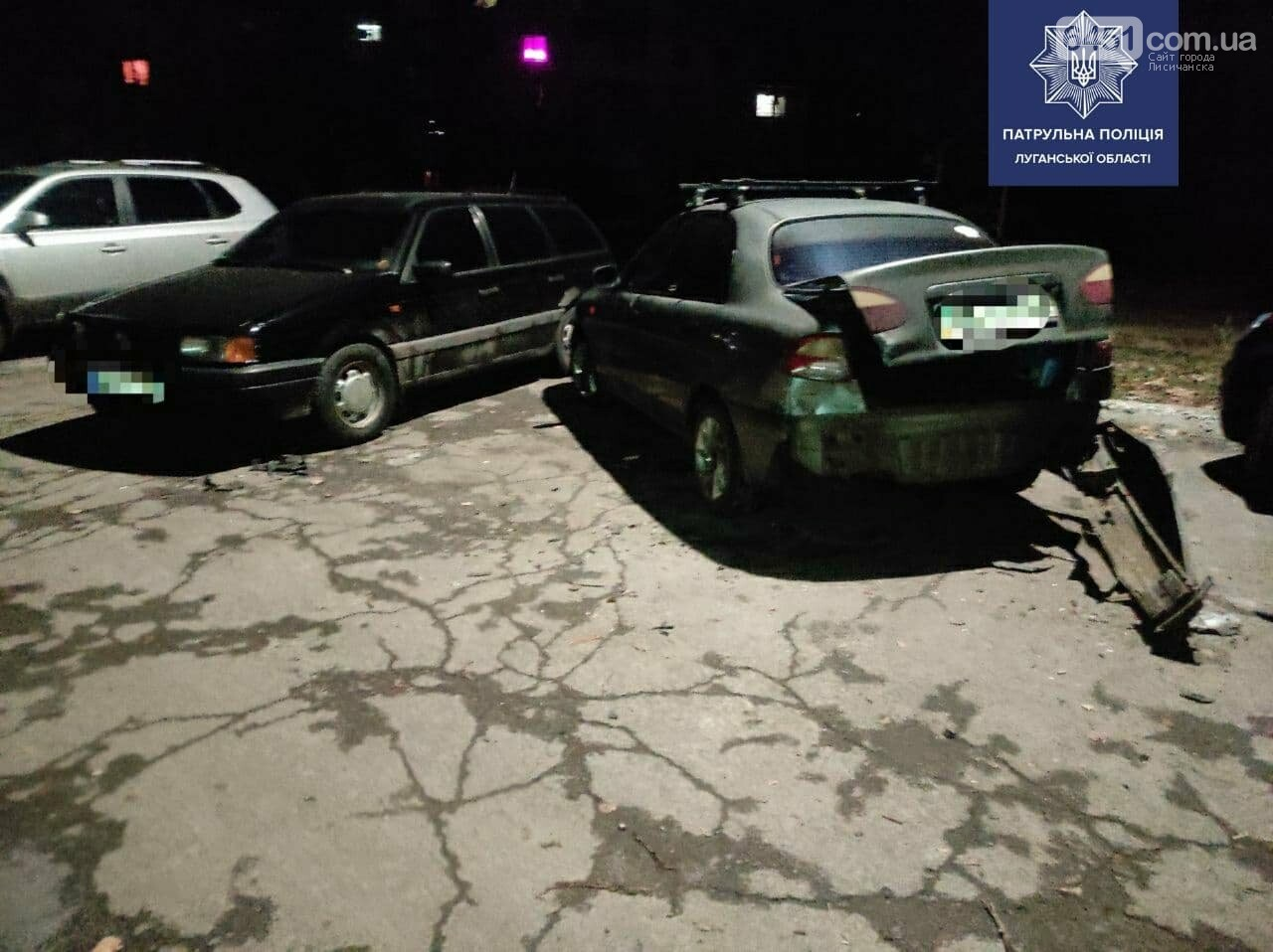 Водитель в нетрезвом состоянии совершил ДТП в Рубежном, фото-2
