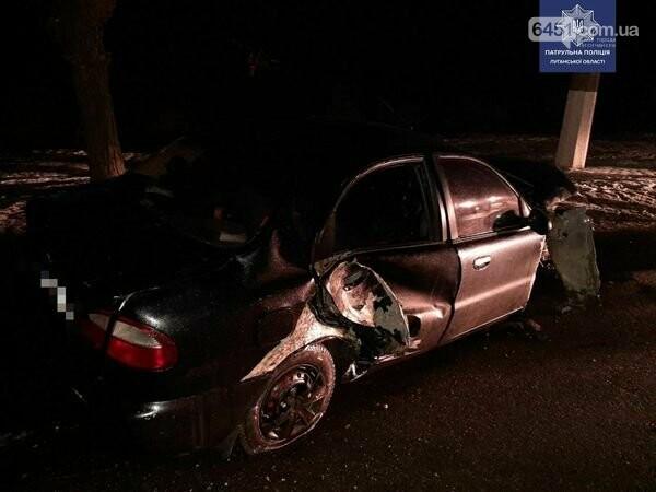 Пьяный водитель совершил ДТП в Лисичанске, фото-2
