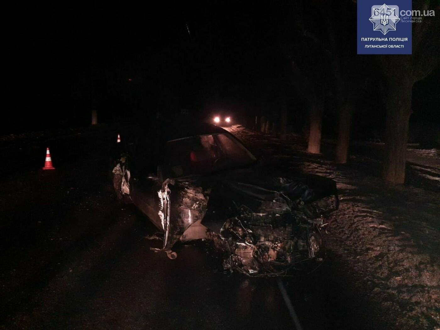 Пьяный водитель совершил ДТП в Лисичанске, фото-3
