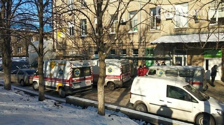 На Луганщине из-за гололеда перевернулся УАЗ газовой службы с 10 работниками, фото-1