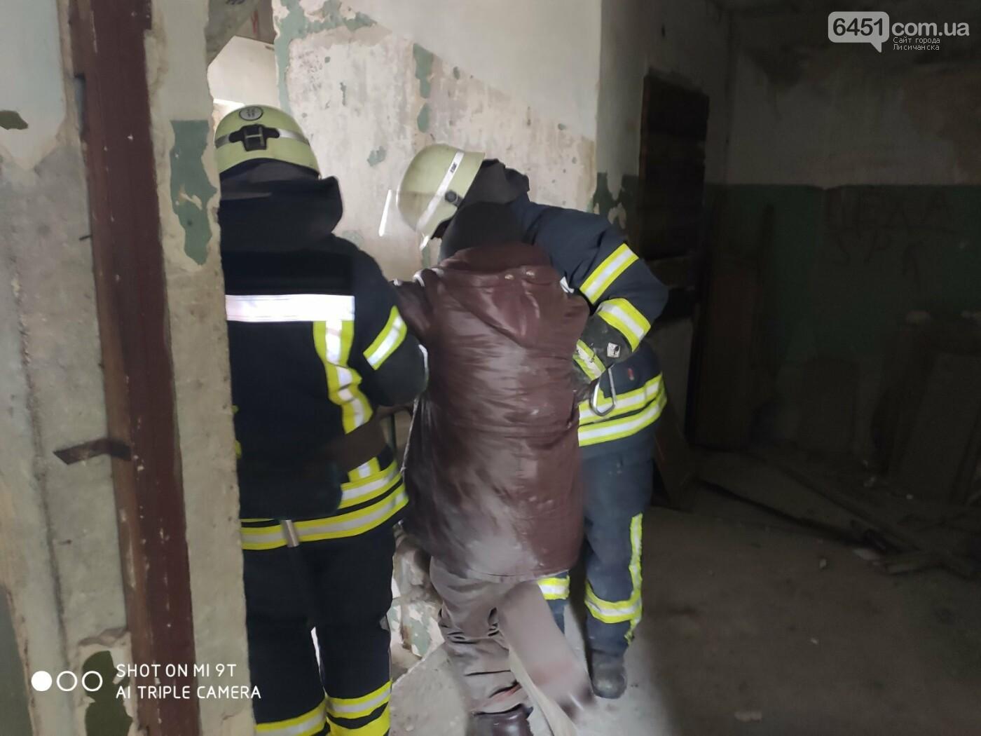 В Рубежном вследствие пожара пострадал человек, фото-3