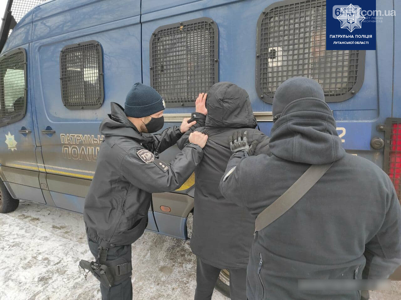 В Лисичанске мужчина распространял наркотики, фото-1, Патрульна полиция Луганской области