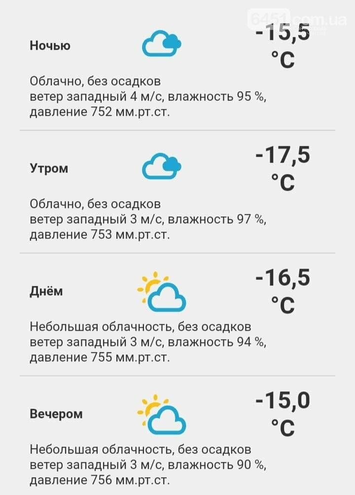 20 января: погода, праздники, приметы, фото-1