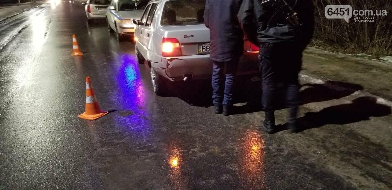 Совершил ДТП и сбежал с места происшествия: в Кременной отыскали водителя-беглеца, фото-2, Полиция Луганской области