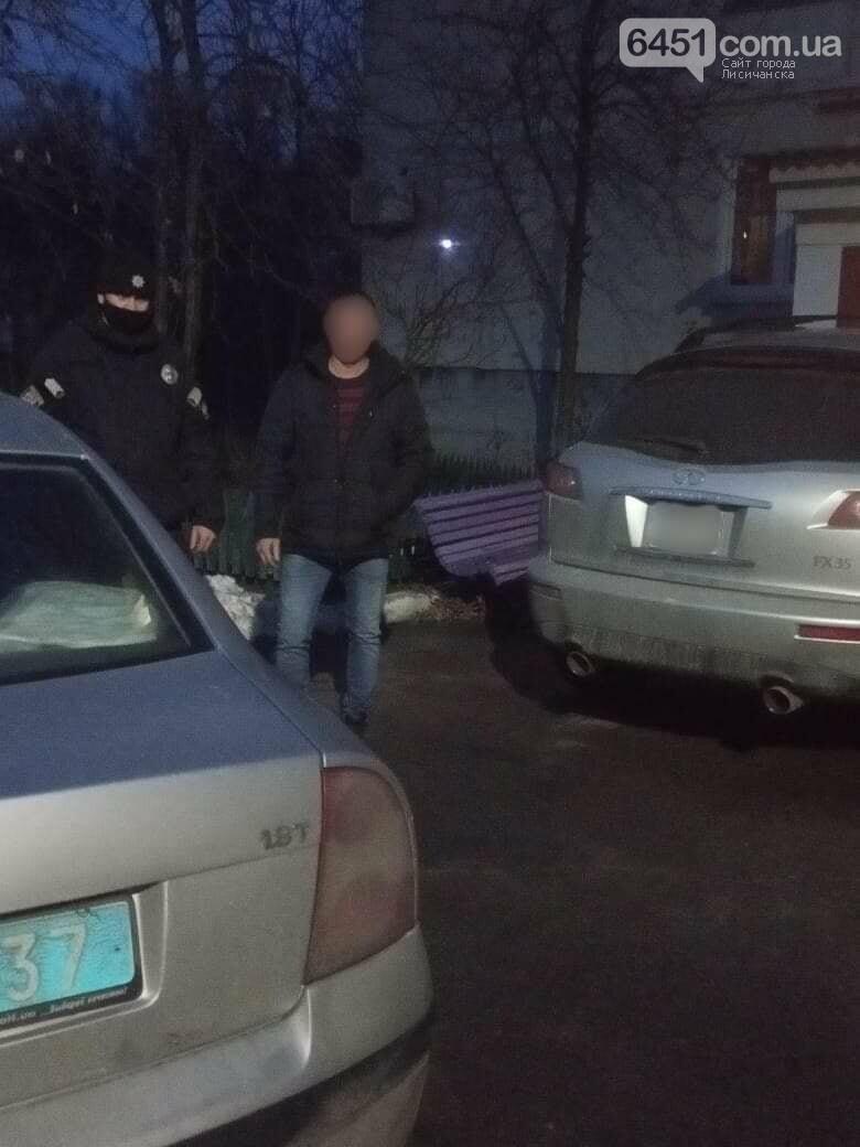 Совершил ДТП и сбежал с места происшествия: в Кременной отыскали водителя-беглеца, фото-3, Полиция Луганской области