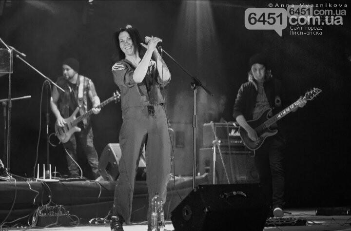 В Лисичанске состоялся фестиваль рок-музыки, фото-7