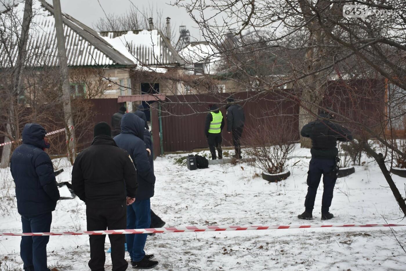 В Лисичанске мужчина убил и расчленил тело собутыльника, фото-3, Полиция Луганской области