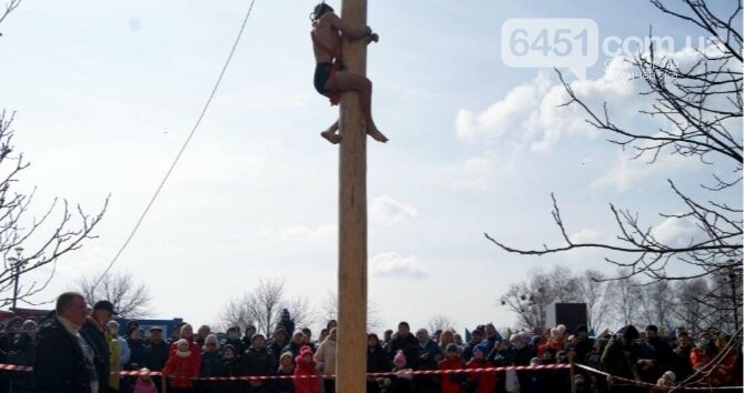 В Лисичанске отметили Масленицу, фото-8
