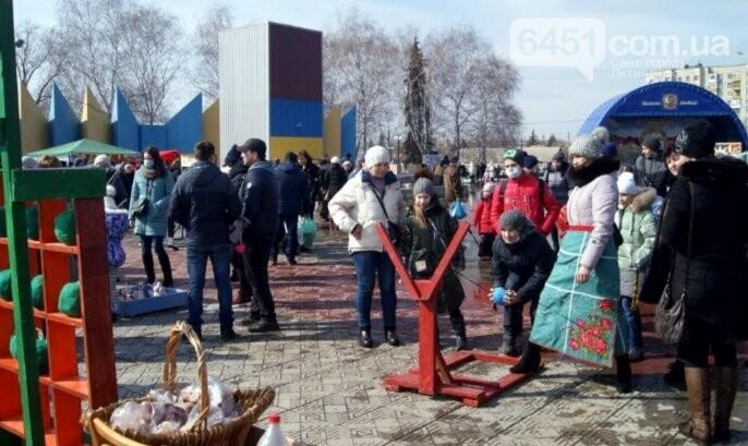 В Лисичанске отметили Масленицу, фото-4