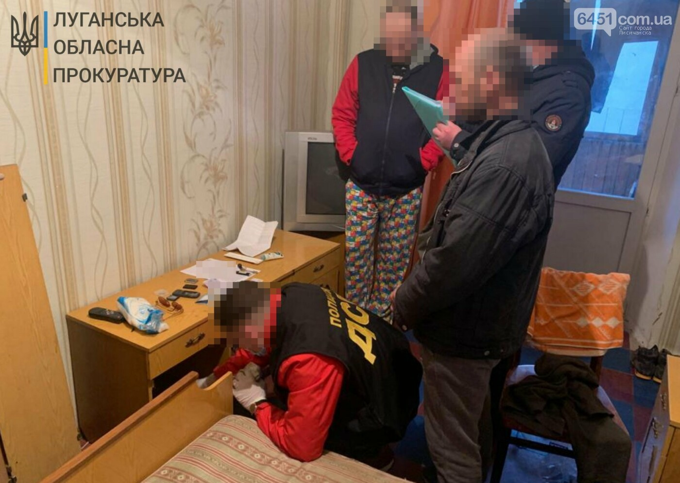 В Лисичанске женщина привлекала малолетнего сына к распространению наркотических веществ, фото-1, Луганская областная прокуратура