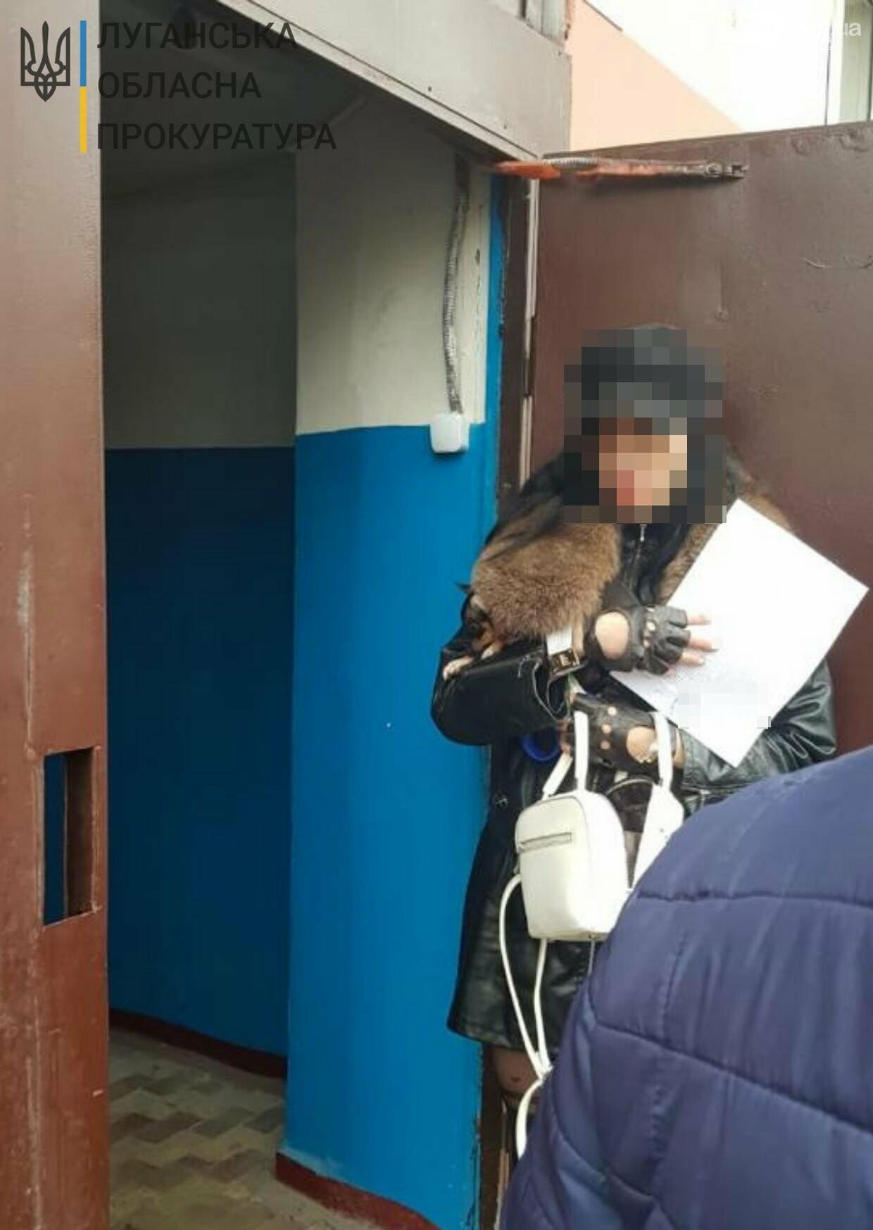В Лисичанске женщина привлекала малолетнего сына к распространению наркотических веществ, фото-2, Луганская областная прокуратура