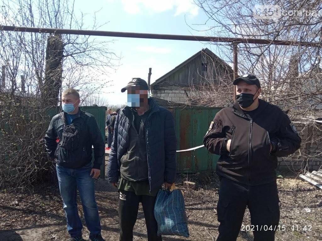 На Луганщине полицейские задержали мужчину, который подозревается в двойном убийстве, фото-1