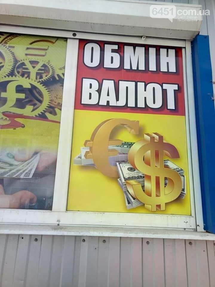 В Лисичанске полицейские разоблачили пункт незаконного обмена валют, фото-1