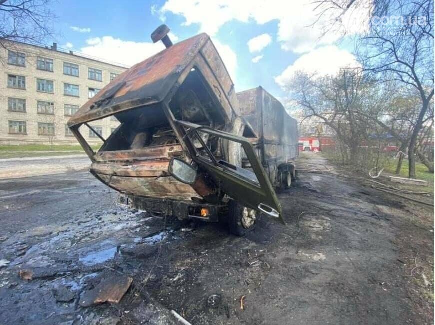 В Рубежном масштабный пожар (ВИДЕО) обновлено, фото-1