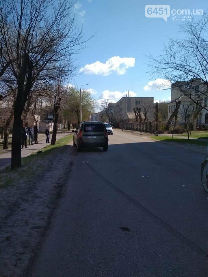 7-летнюю лисичанку в Северодонецке сбило авто, фото-1
