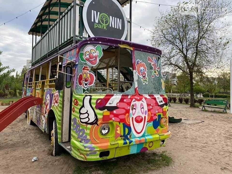 Волна детского вандализма накрыла Луганщину, фото-1