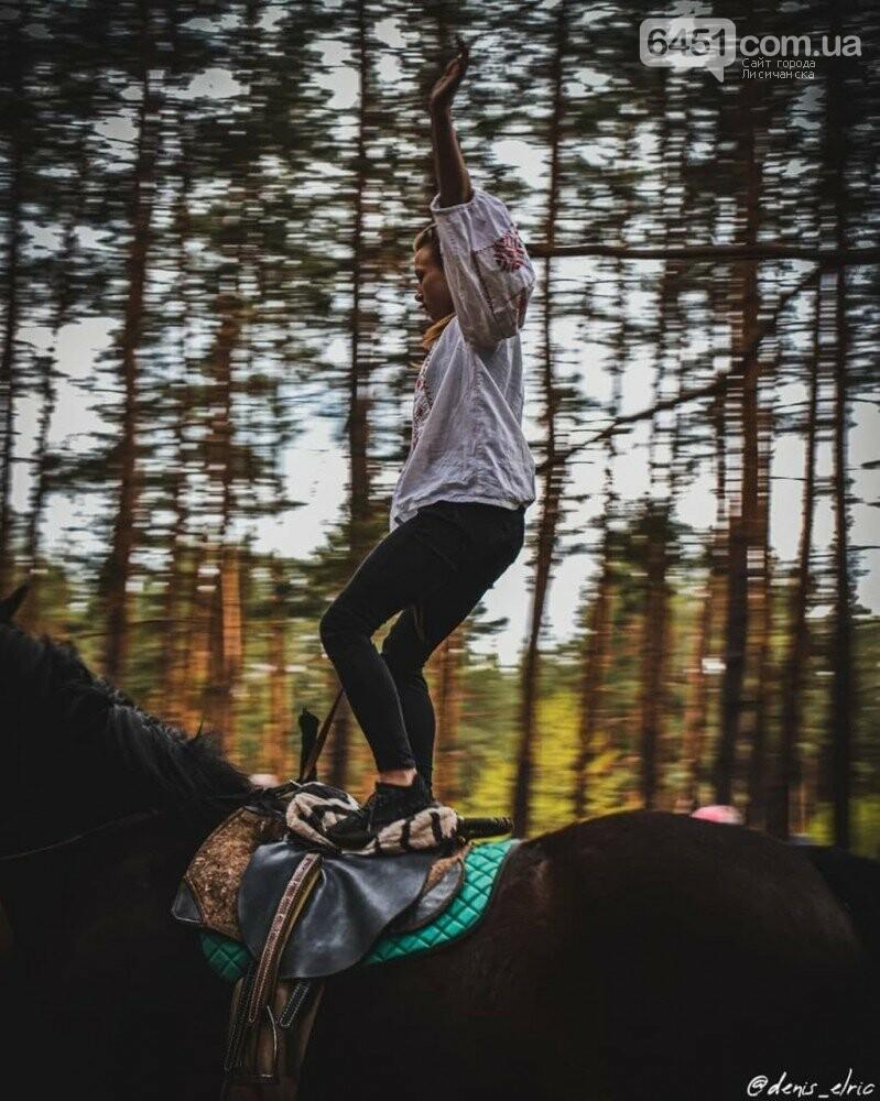 В Кременной прошло представление конного театра , фото-2, https://www.instagram.com/denis_elric/