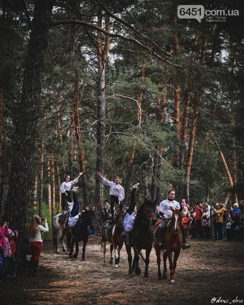В Кременной прошло представление конного театра , фото-5, https://www.instagram.com/denis_elric/