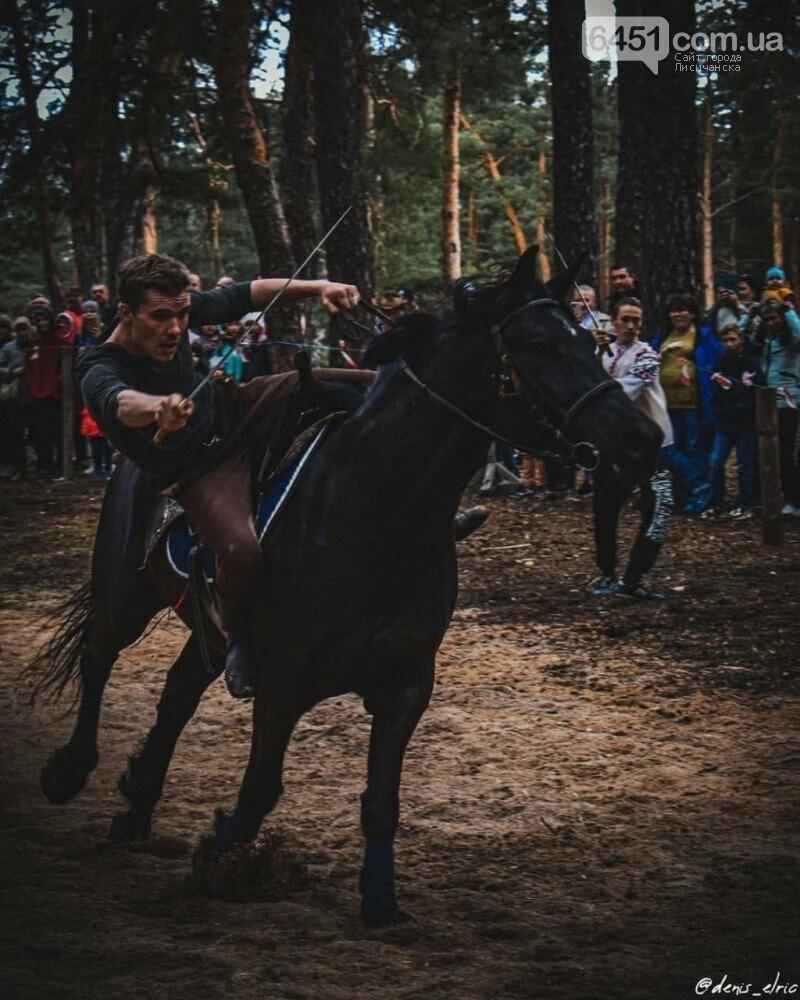 В Кременной прошло представление конного театра , фото-1, https://www.instagram.com/denis_elric/