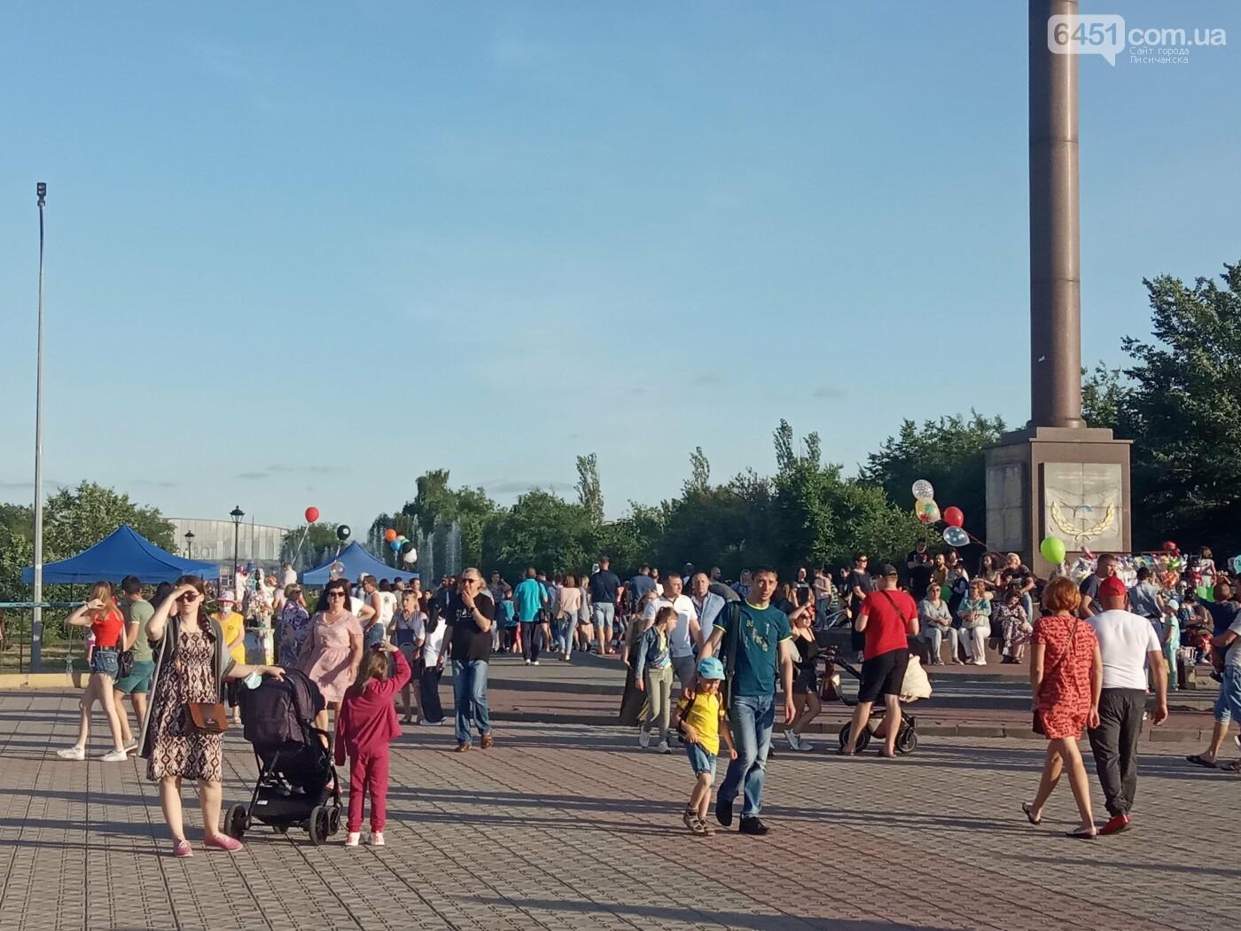 В Северодонецке отпраздновали День города и День химика (фото), фото-8