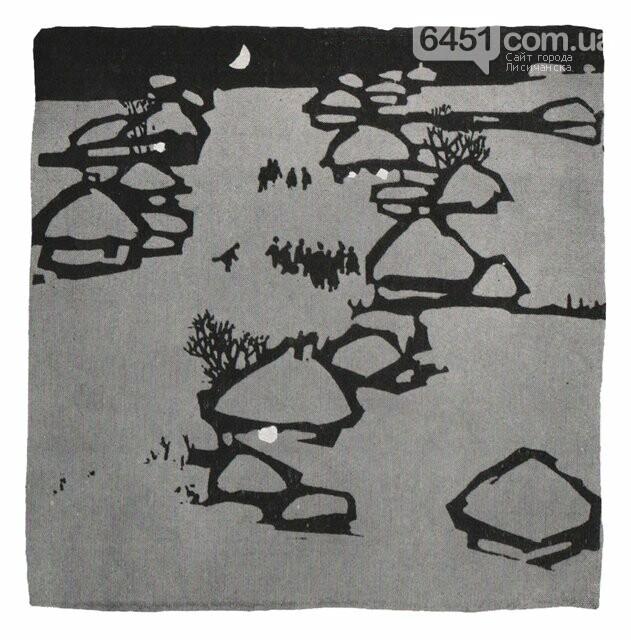 Иллюстрации к книге Н. Гоголя «Вечера на хуторе близ Диканьки»