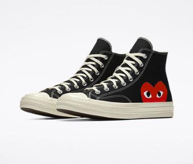 Где купить настоящие черные кеды Converse?